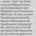 #3 Stadtspiegel 03.06.2015