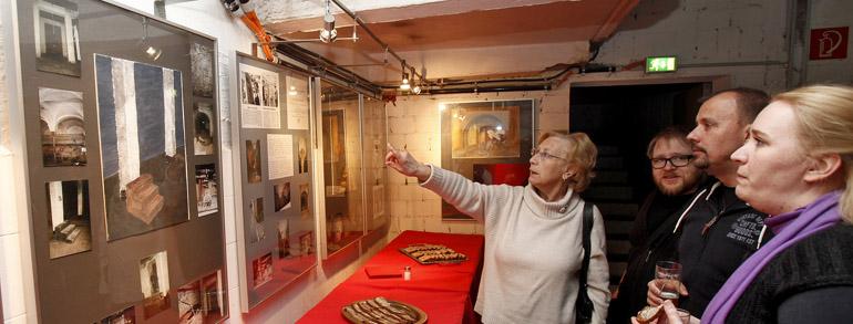 Ausstellungseröffnung Abteilung 10