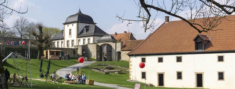 Besichtigung Kloster Dalheim